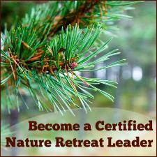earn money leading nature retreats