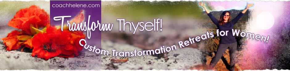 transform thyself retreat banner 2 Helene Van Manen